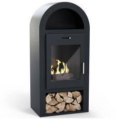 Salcombe Bio Ethanol Fireplace- Imaginfires