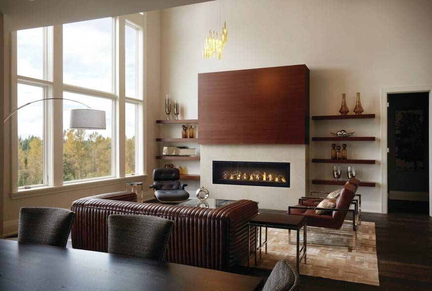 10 Decorating Ideas For Wall Mounted Fireplace Make Your Space Unique
