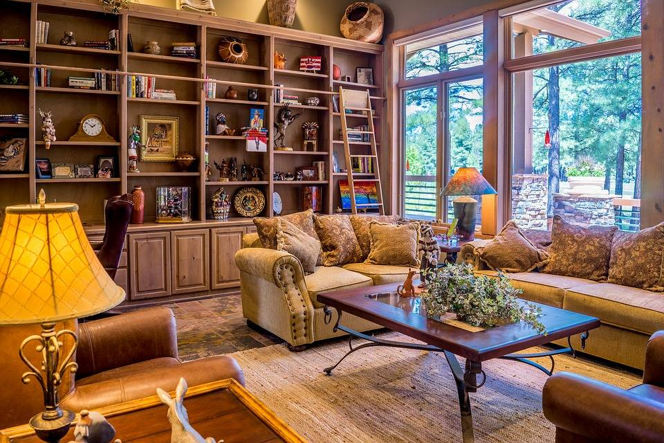 Tips for small living rooms